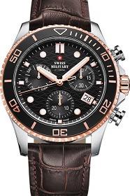 Мужские кварцевые наручные часы Swiss-military